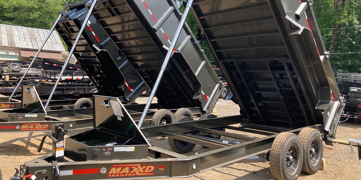Multiple financing options available on trailers and equipment at Chipper LLC.  No Credit Check required options available!
