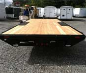 Steel Deckover Trailers
