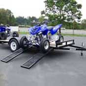 Open ATV Trailers