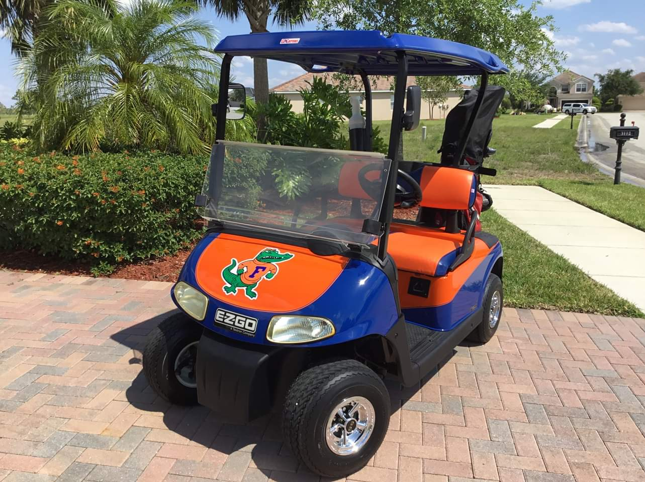 Custom Carts Golf Cars And Golf Carts For Sale In Ft Myers Orlando And Jacksonville Fl At Ge Vehicles