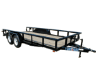 View All Tandem Axle Utility Trailers