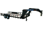 View All Gooseneck Utility and Equipment Trailers