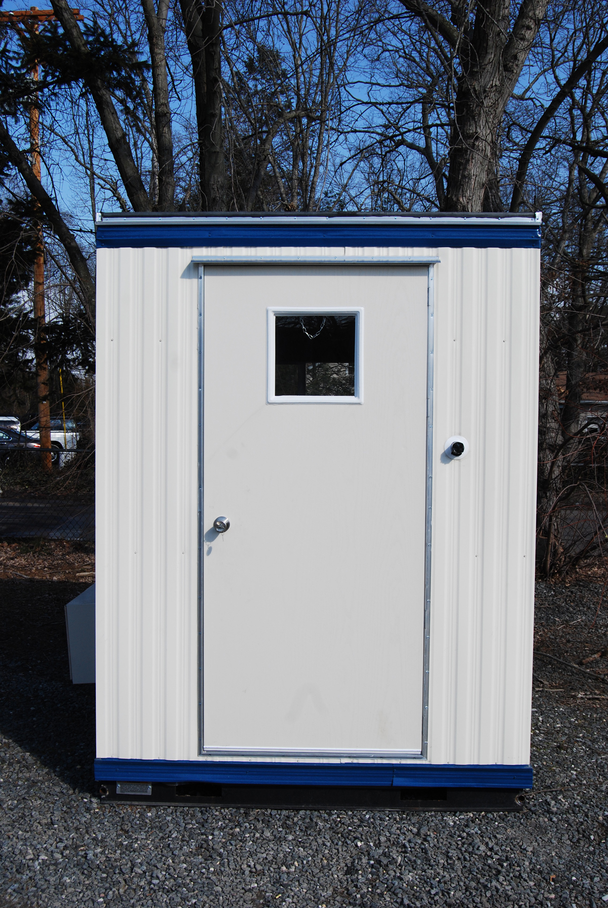 Guard Shack Trailers Storage Containers Trailer Parts