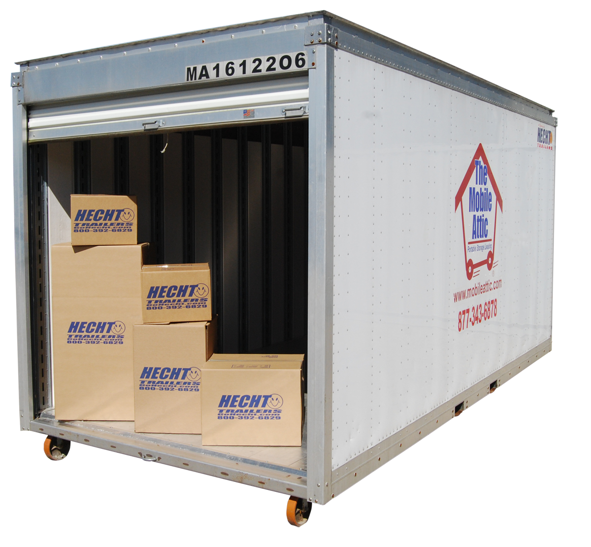 Mobile Attic | Trailers, Storage, Containers, Trailer ...