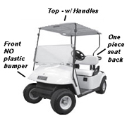 EZ-GO Golf Cart Year Guide | Custom golf carts and golf cart custom builds  in West Palm Beach FL | Electric golf carts and street legal carts | Wiring Schematic F401 Ez Go Golf Cart |  | Custom golf carts and golf cart custom builds in West Palm Beach FL