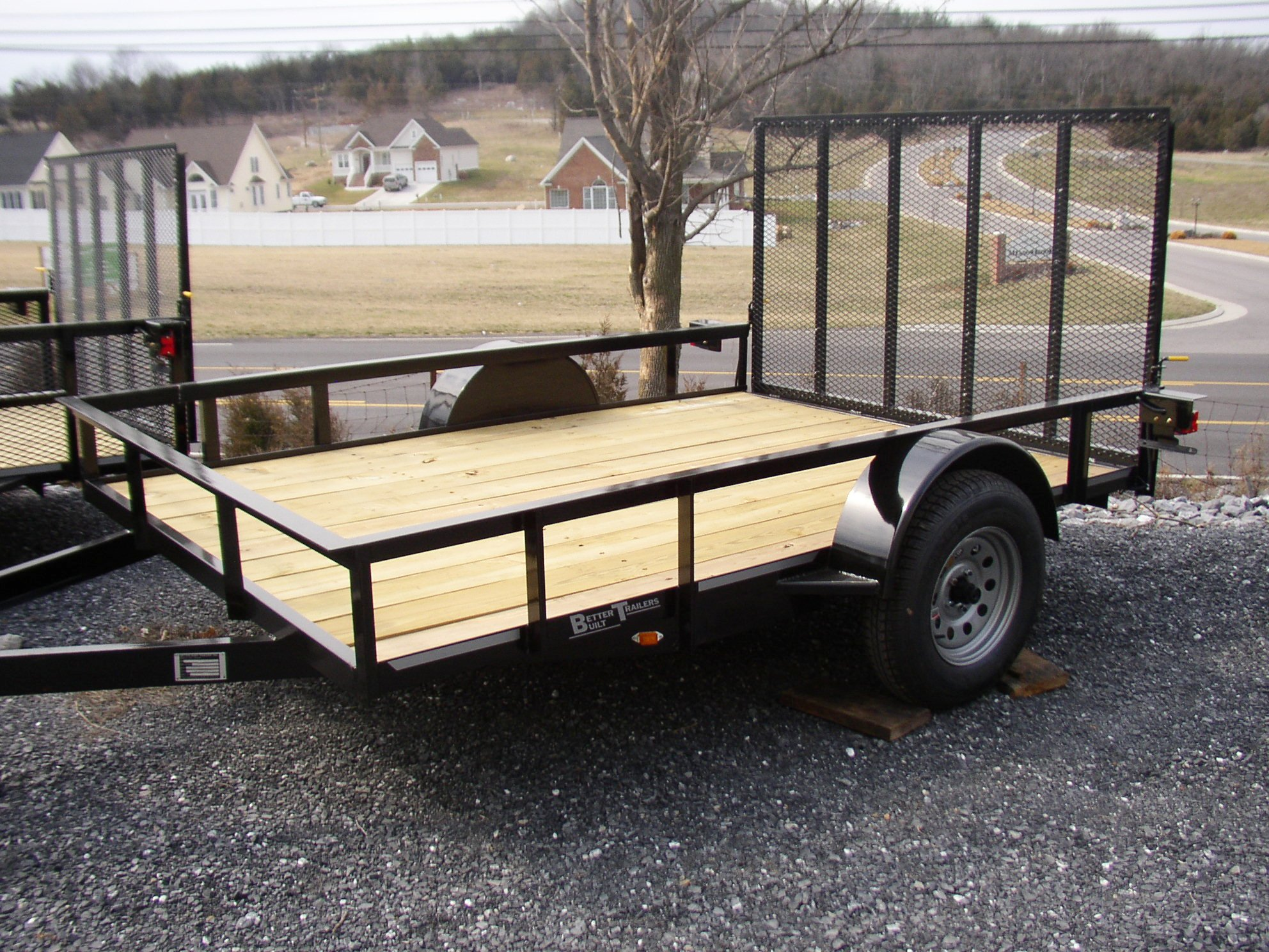 Better Built utility trailer