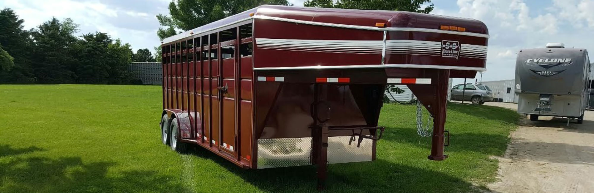 Home I 80 Trailers In De Soto Ia Find Trailers For Sale In Des Moines Ia At I 80 Including Flatbed Utility Dump And Horse Trailers