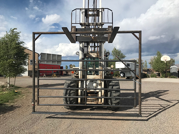 Heavy Duty Gates And Fencing Ironman Ent Load Trail