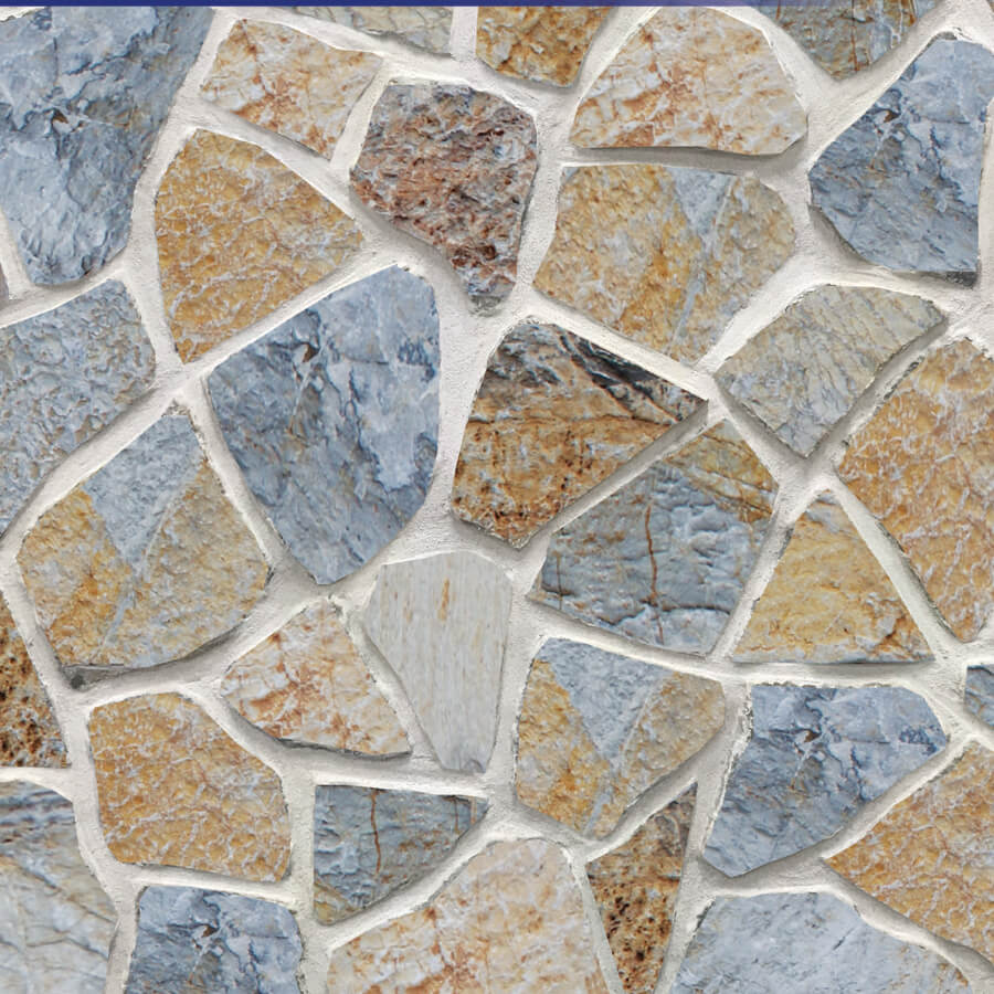 Natural Veneer Stone Collection Outdoor Furniture And