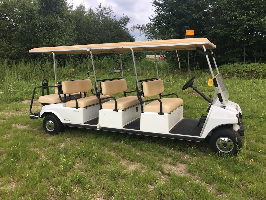 Club Car Villager 8 Passenger Limo