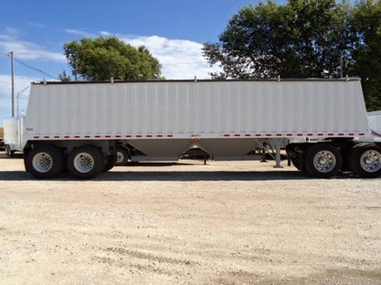 Klute Truck Equipment Jet Co Trailer