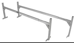 Enclosed Trailer Ladder Rack