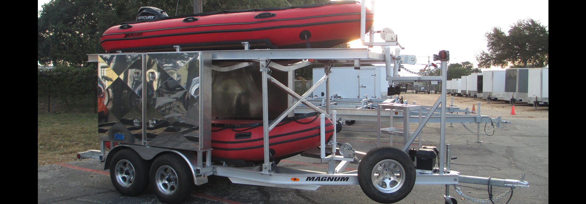 Home Magnum Trailers Performance Pj Wells Cargo Top