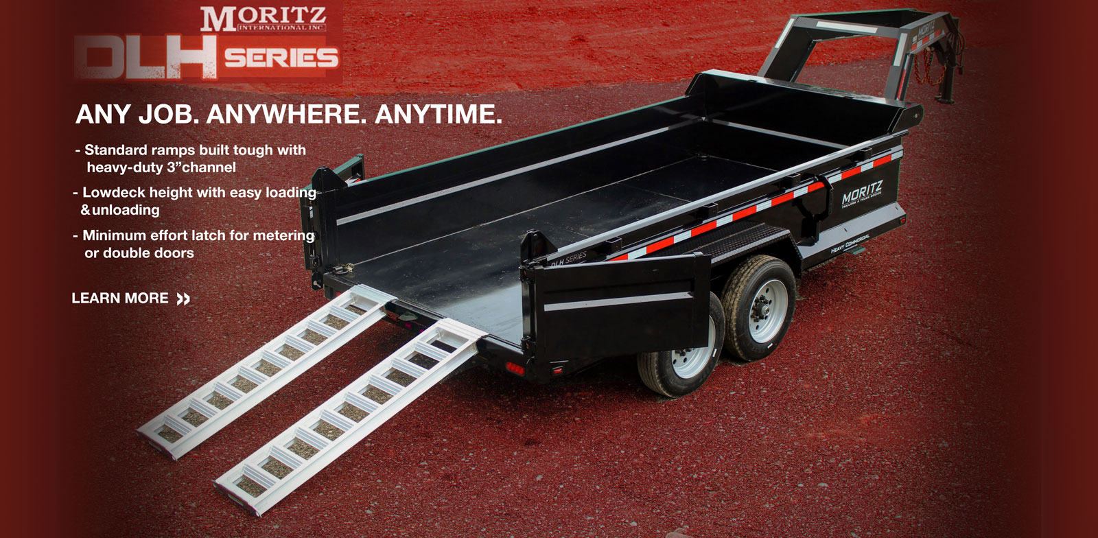 Picture of: Home O Reilly Equipment Flatbed Trailers Dump Trailers And Truck Beds In Cleveland Oh