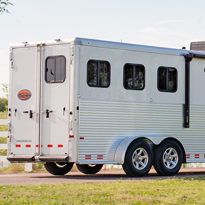 Sundowner Horse Trailers >> Sundowner Trailers P And P Sales Horse Trailers For Sale