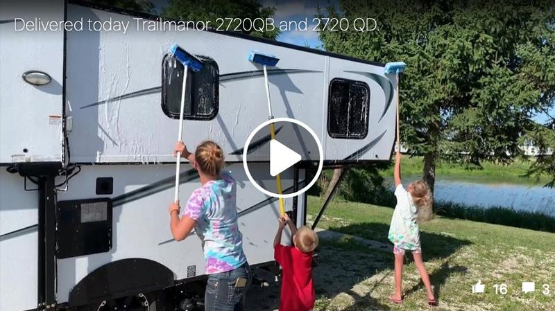 Preview Image for Washing your Travel Trailer or Motorhome
