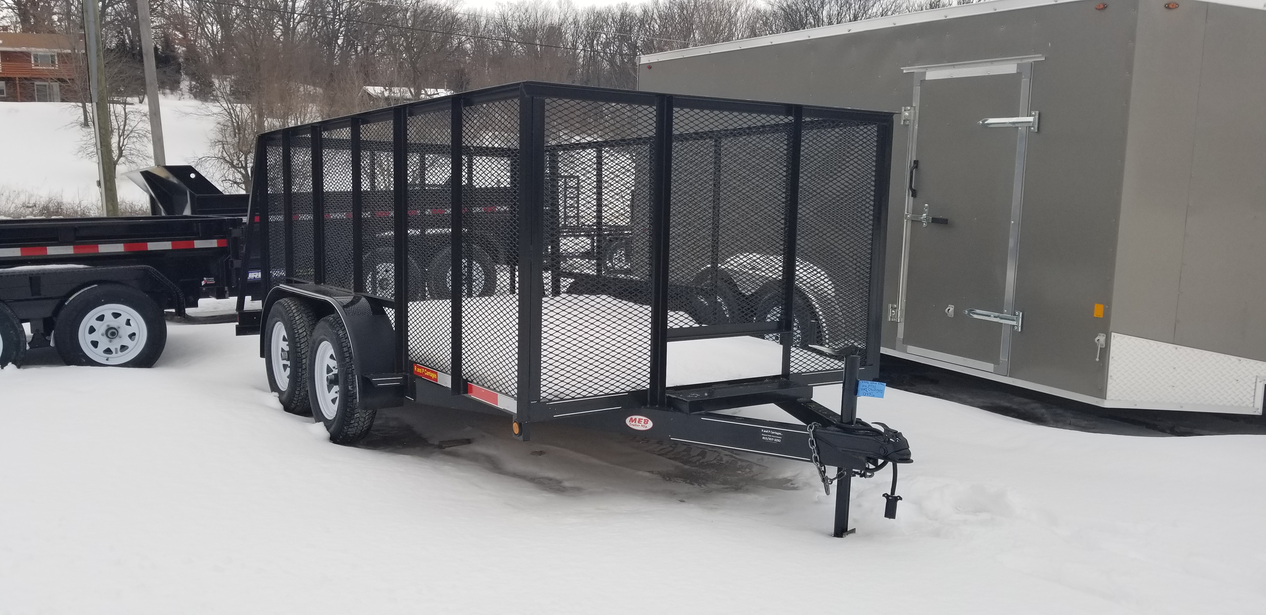 Ottawa Trailer Sales >> Home R And P Carriages Cargo Utility Dump Equipment