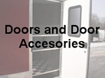 Trailer RV Doors & Accessories
