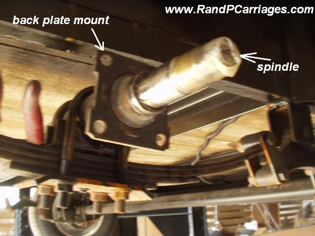 installing electric brakes on your trailer  r and p