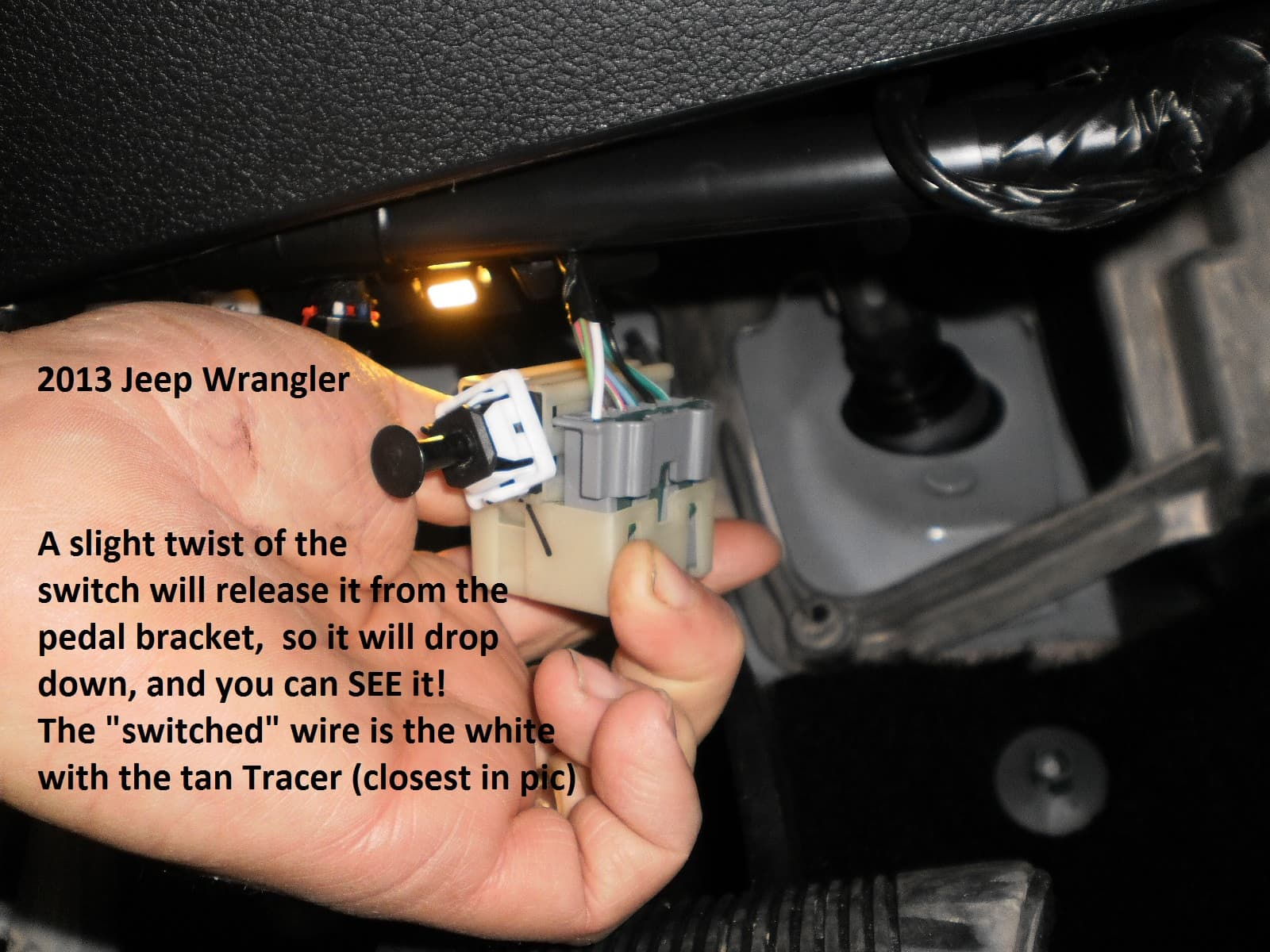 2013 Jeep Wrangler Brake Controller Installation R And P Carriages Cargo Utility Dump Equipment Car Haulers And Enclosed Trailers In Chicago Ottawa Dekalb And Joliet Il