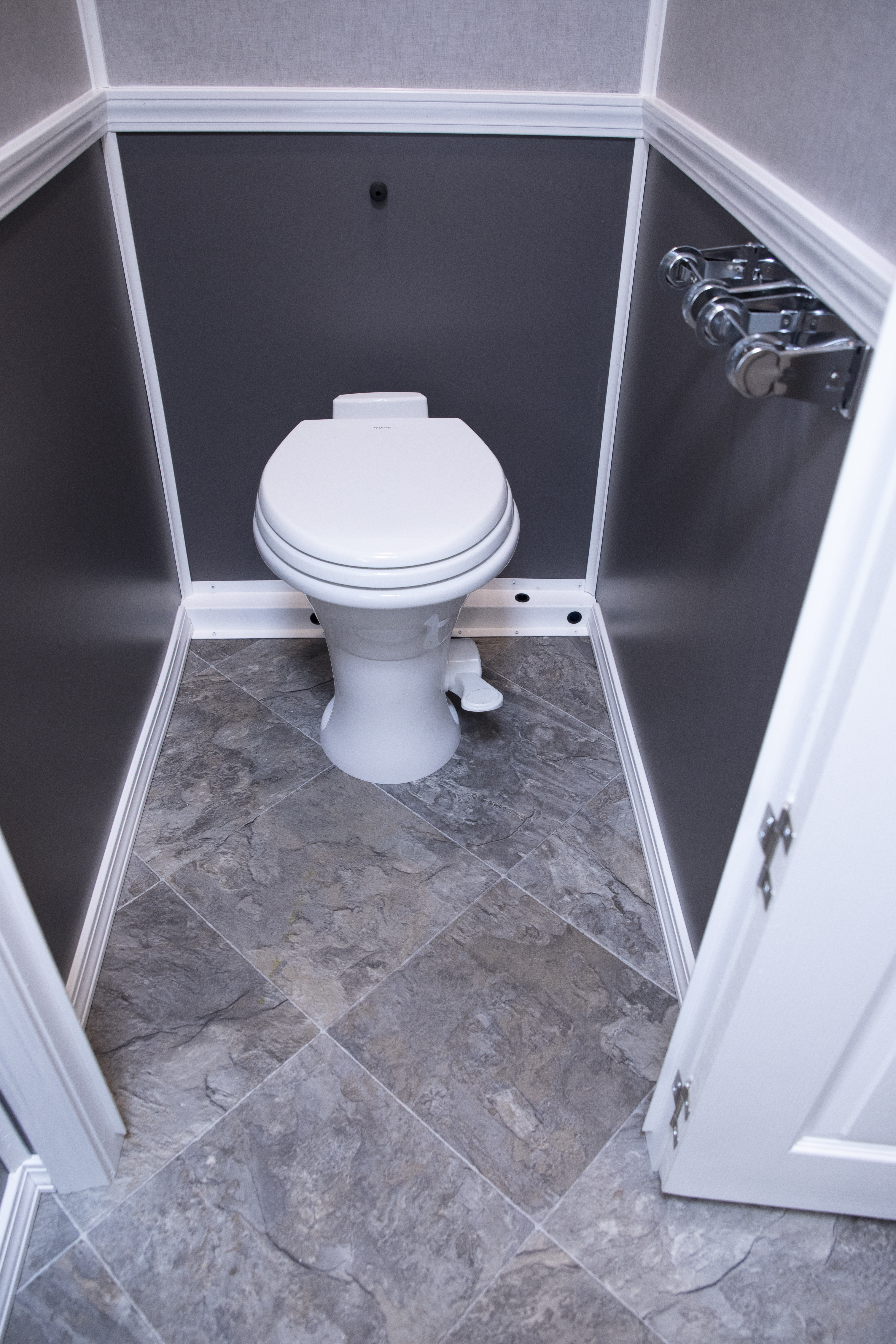 restroom trailer celebrity interior upgrade option