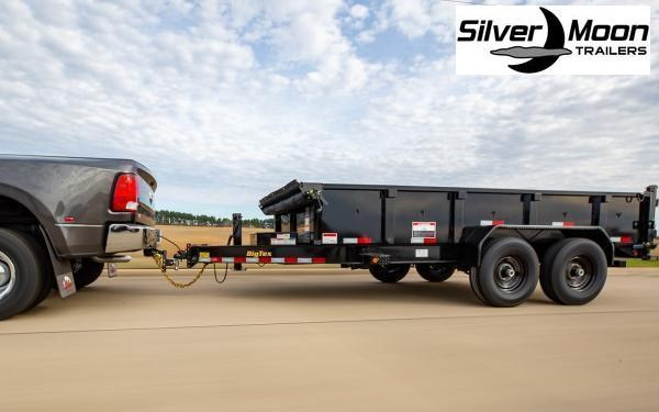 dump trailer guide silver moon trailer