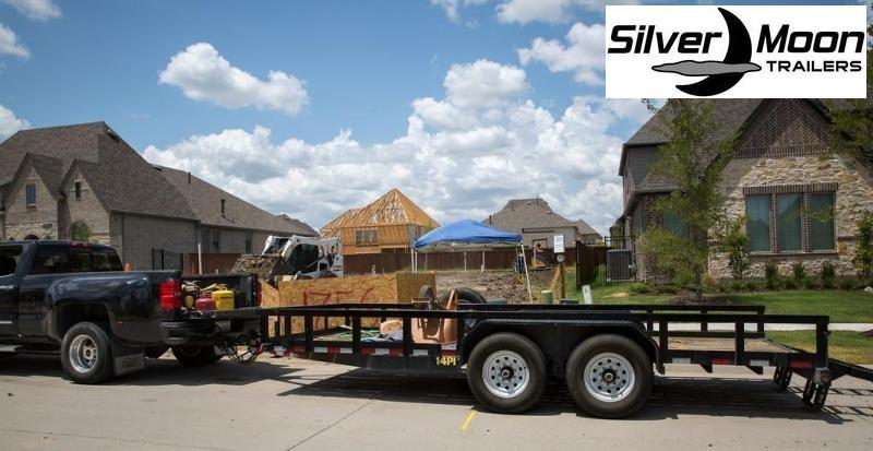 equipment trailer in arkansas