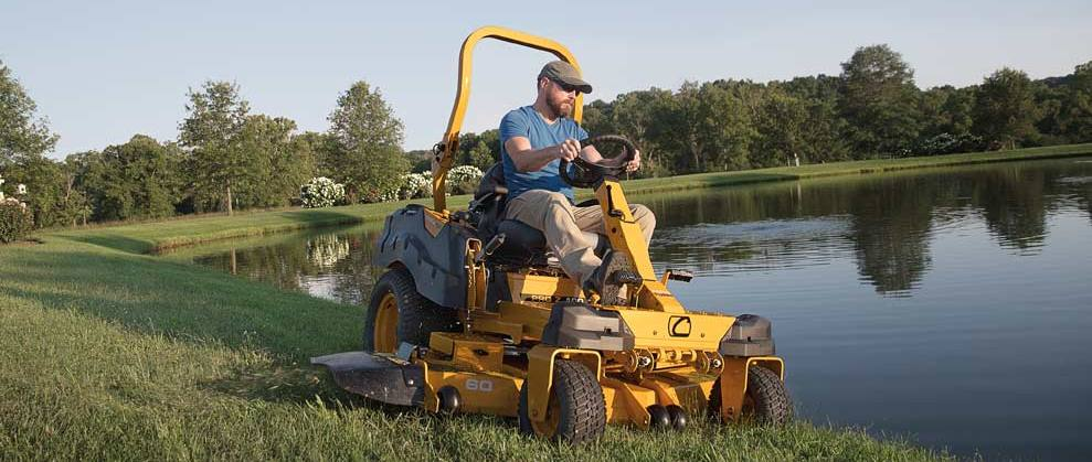 Cub Cadet commercial zero turn mower