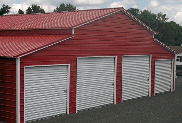 Metal garage wilmington nc