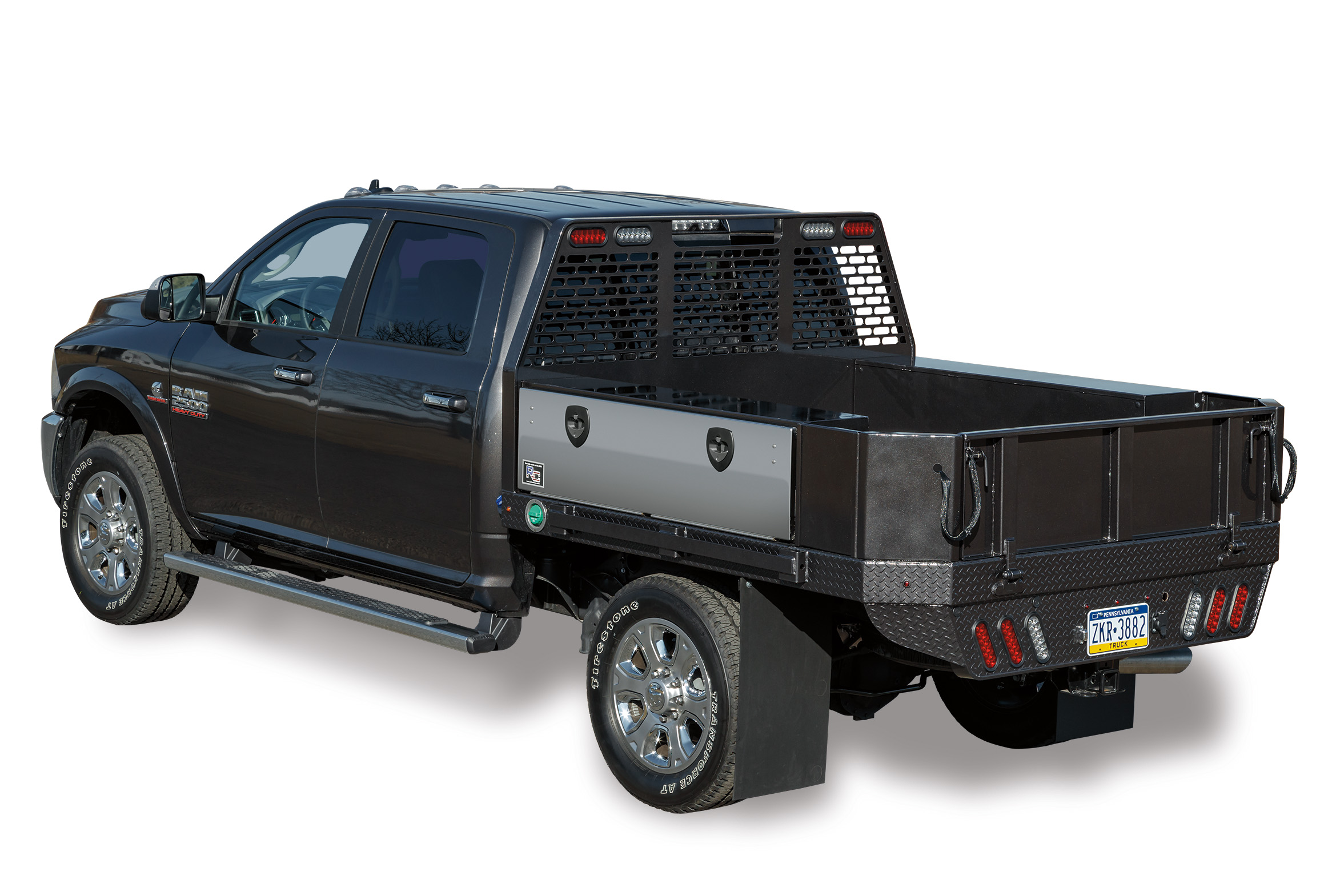 Truck Beds Toms Equipment And Trailers In Hickory And Washington Pa Flatbed Utility Livestock And Enclosed Trailer Dealer In Hickory And Washington Pa