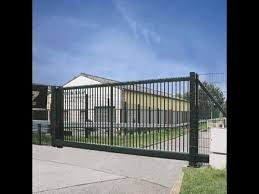 Metal Fabrication: Custom Metal Gate in Florida