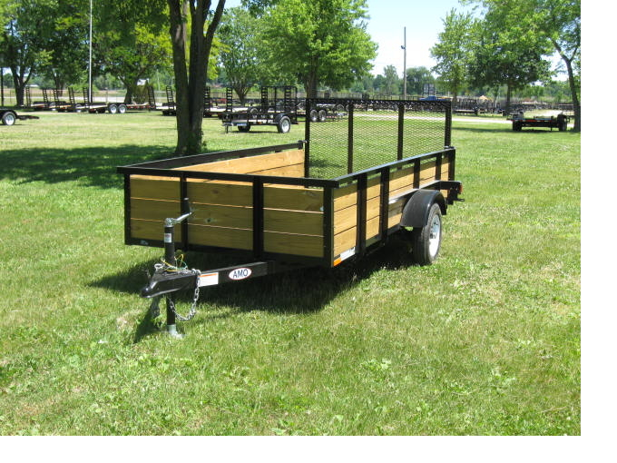 Storing Your Utility Trailer