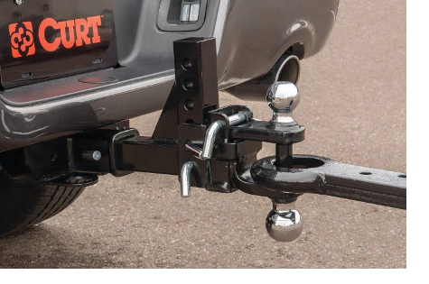 Adjustable Hitch