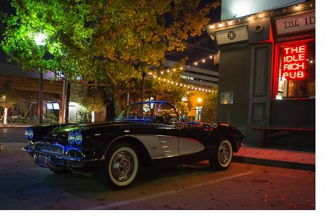 Hauling a Classic Car