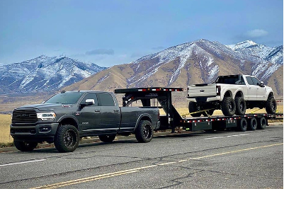 Safe Towing Tips