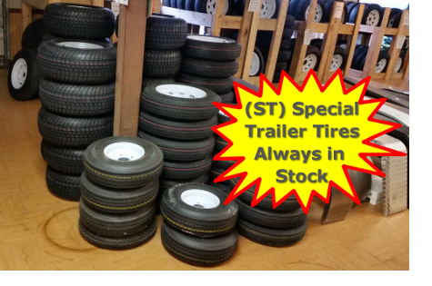 Special Trailer Tires