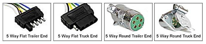 5-way connector image