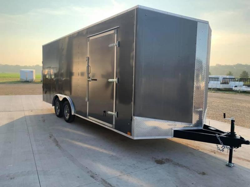 2020 Discovery 8.5' X 20' X 7' 7K CHALLENGER ET RAMP DOOR ENCLOSED CARGO TRAILER
