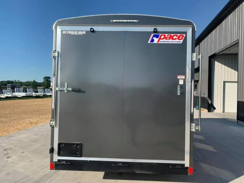 2022 Pace American 7' x 16' x 7' EXTRA TALL Cargo Sport PREMIUM Enclosed Trailer