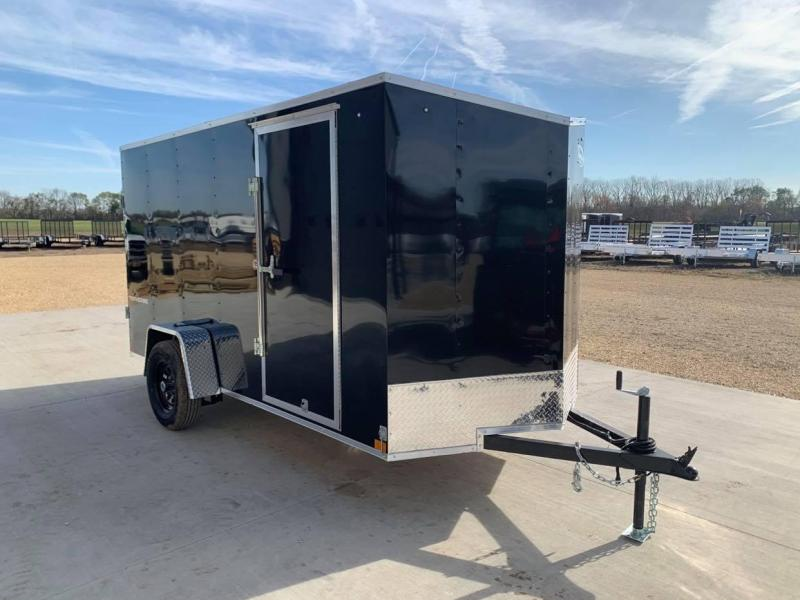 2022 Formula 6' x 12' x 6' Traverse Enclosed Cargo Trailer