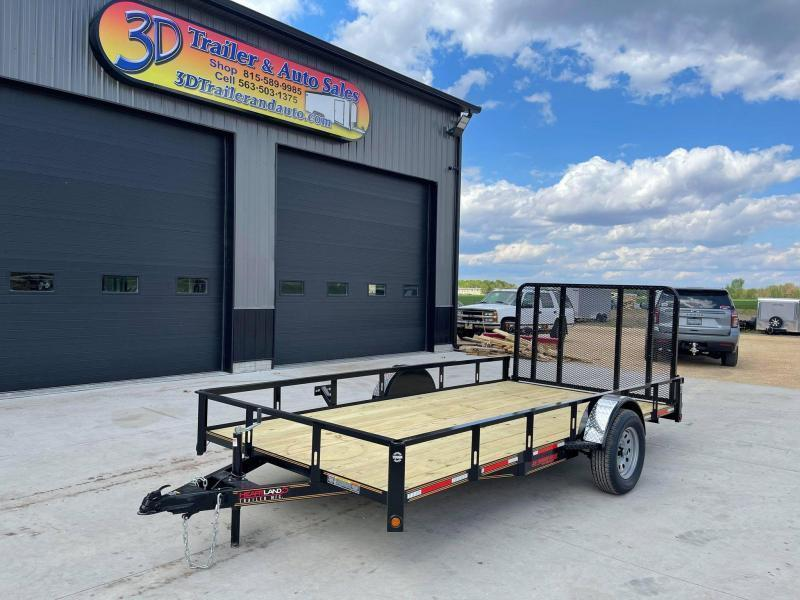 2021 Heartland 7' x 14' ATV TRAILER w/ 4' Gate Open Utility Trailer
