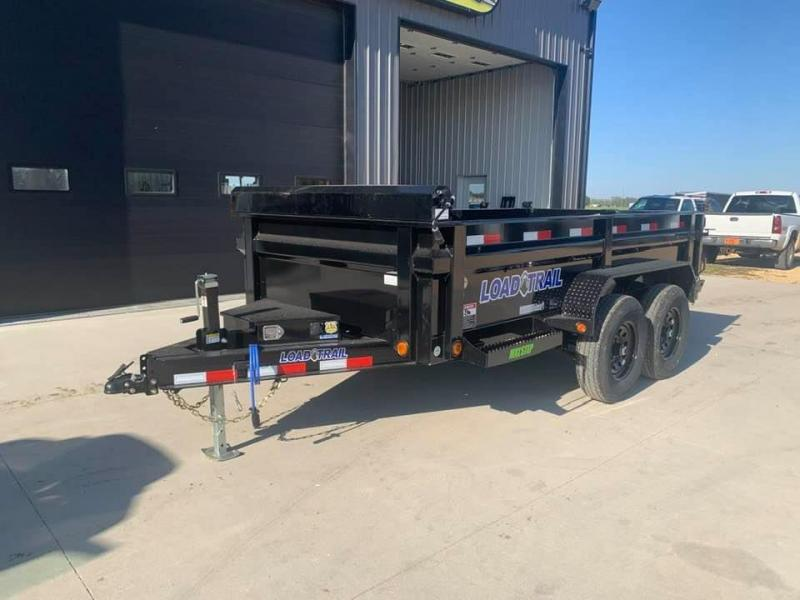 """2022 Load Trail 72"""" x 12' 10k Heavy Duty Dump Trailer"""