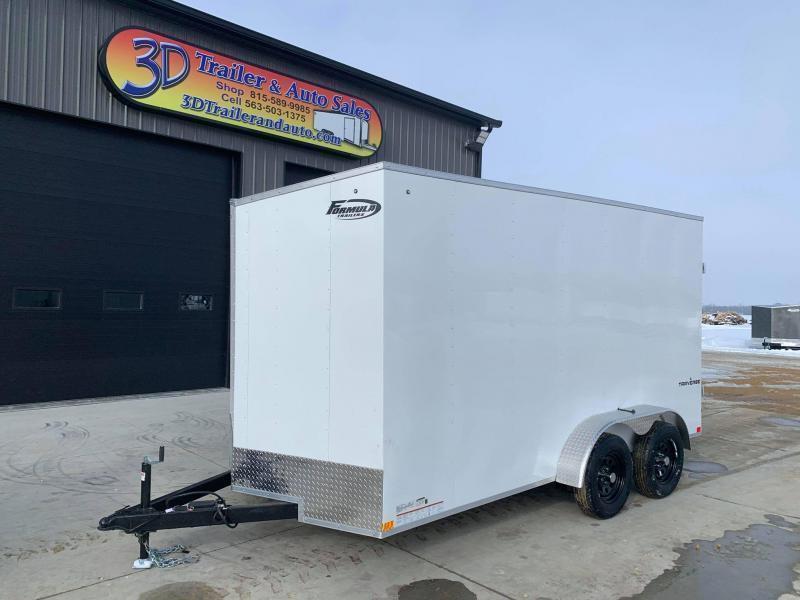 2022 Formula 7' X 14' X 7' Traverse Enclosed Cargo Trailer
