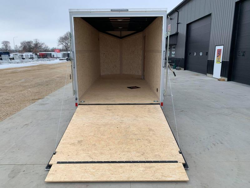 2021 Formula Trailers 7' X 16' X 7' Triumph Enclosed Cargo Trailer