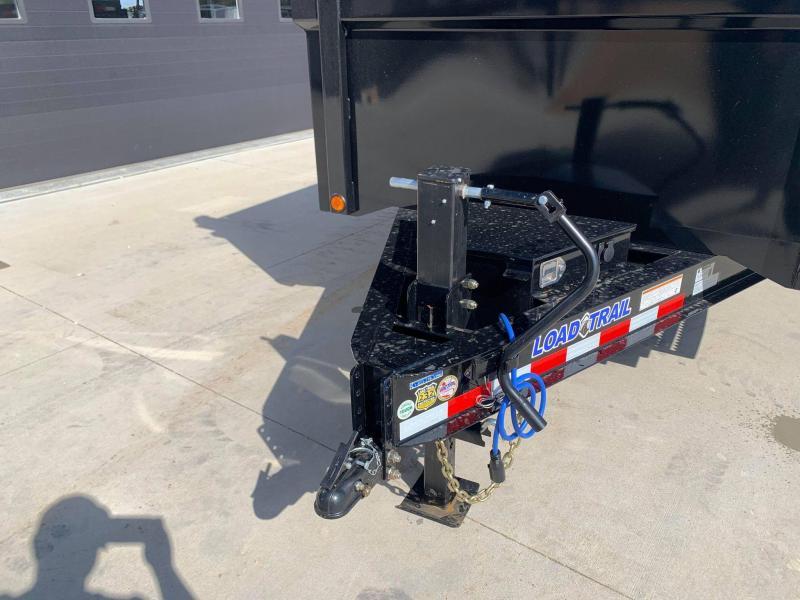 """2022 Load Trail 83"""" x 14' 14k Heavy Duty Dump w/ 36"""" Sides"""
