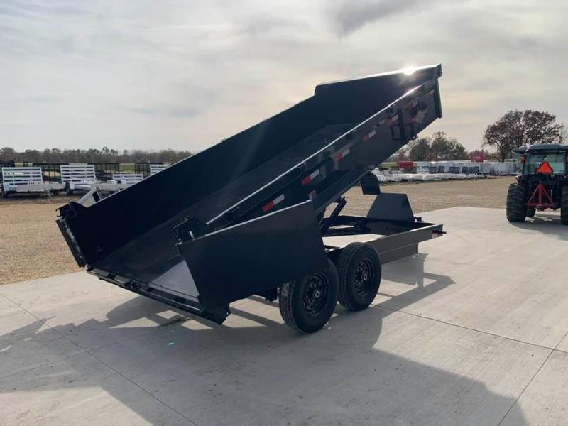 "2021 H & H 83"" x 16' 14k Dump Trailer"