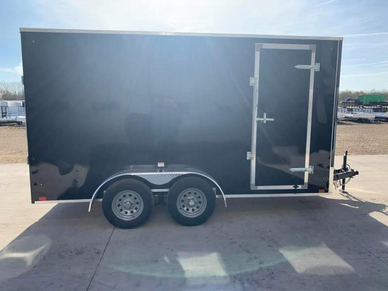 2021 Discovery 7' x 14' x 7' Rover ET Enclosed Trailer w/ Ramp