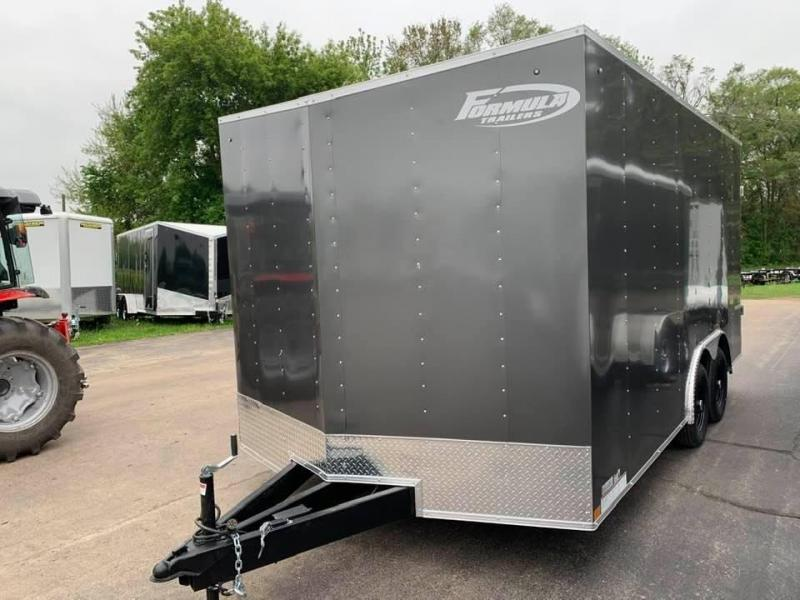 2021 Formula Trailers 8.5' x 16' x 7' 7k Traverse  Enclosed Cargo Trailer