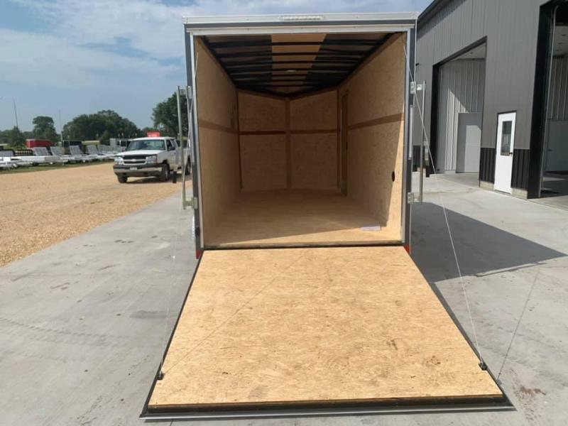 2021 Pace American 7' x 16' x 7' Journey SE Enclosed Trailer