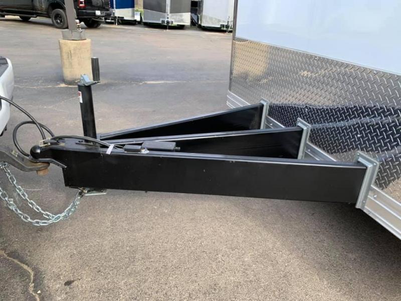 2022 Formula 8.5' x 30' x 7' 12k Velocity Enclosed Race Car Trailer
